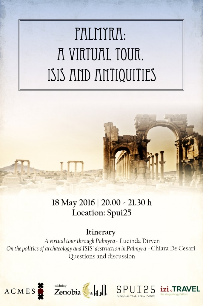 Palmyra poster chiara