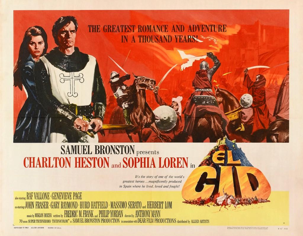 Poster - El Cid_02